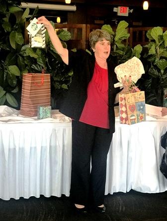 Gail Brown, Estate Administration Paralegal