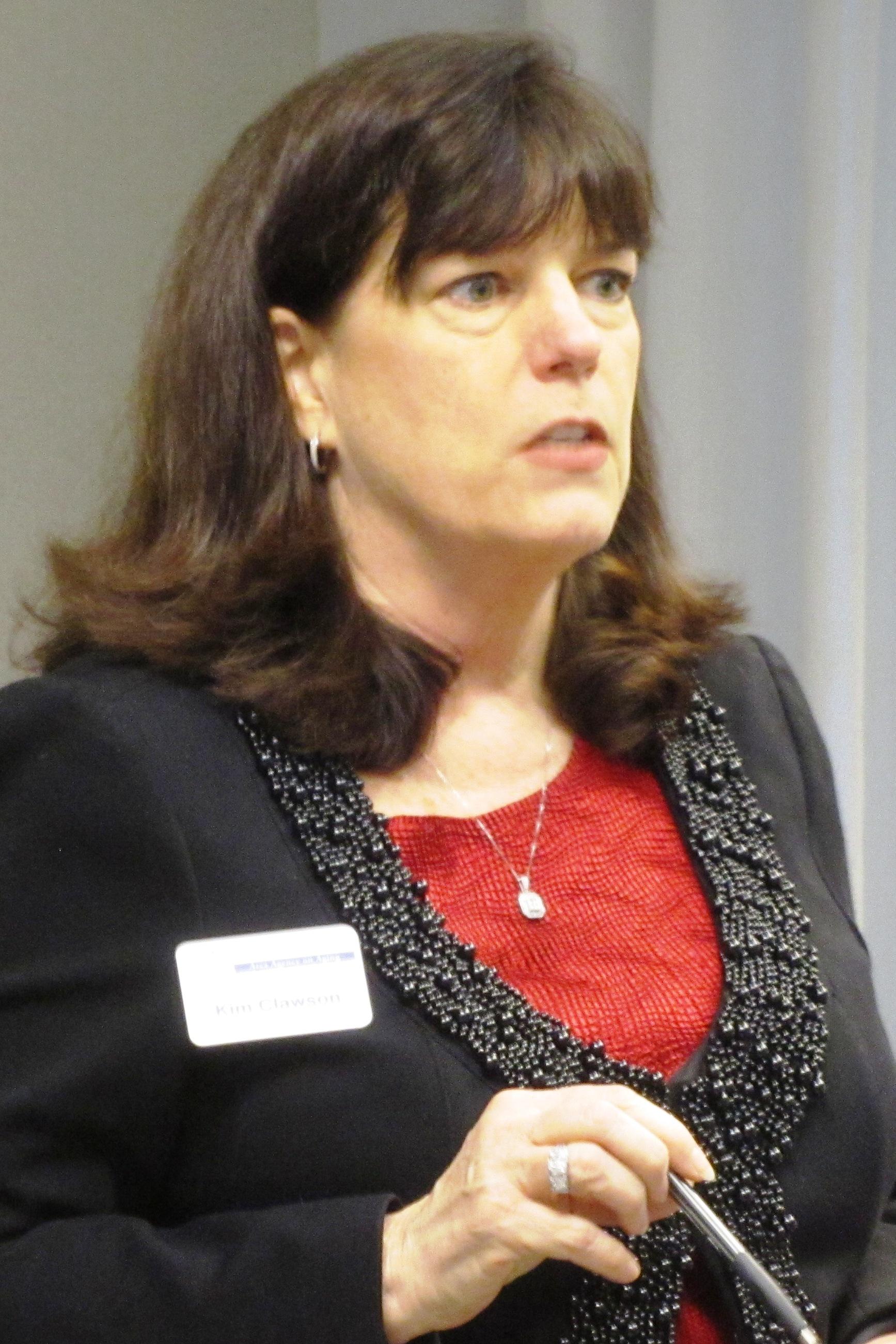 Kim Clawson